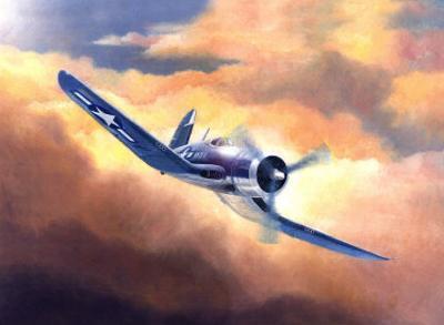 Corsair by Douglas Castleman