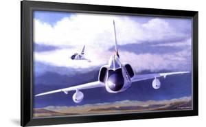 F-106 Delta Dart by Douglas Castleman