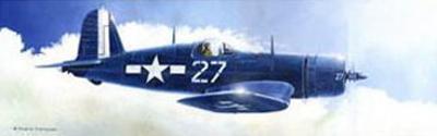F-4U Corsair by Douglas Castleman