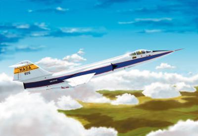 Nasa F1046 Star Fighter by Douglas Castleman