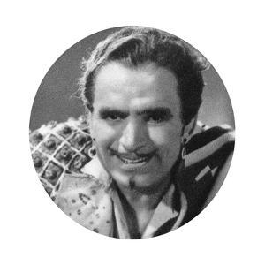 Douglas Fairbanks, (1883-193), American Actor, 1934-1935