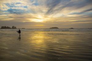 Chesterman Beach, Tofino, Vancouver Island, British Columbia, Canada by Douglas Peebles