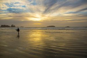 Chesterman Beach, Tofino, Vancouver Island, British Columbia, Canada by Douglas Peebles