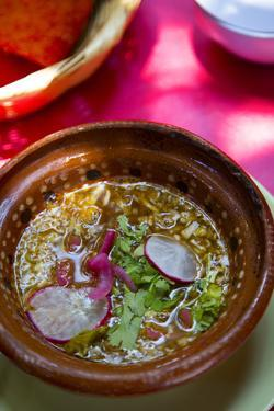 Goat Stew, El Pitillal, Puerto Vallarta, Jalisco, Mexico by Douglas Peebles