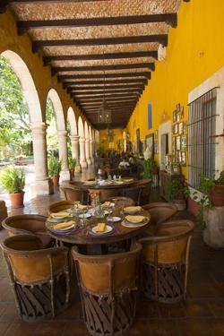 Hacienda El Carmen Hotel and Spa, Jalisco, Mexico by Douglas Peebles