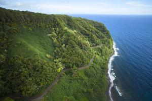 Hana Coast, Maui, Hawaii, USA by Douglas Peebles