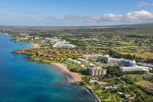 Kea Lani, Wailea, Maui, Hawaii by Douglas Peebles