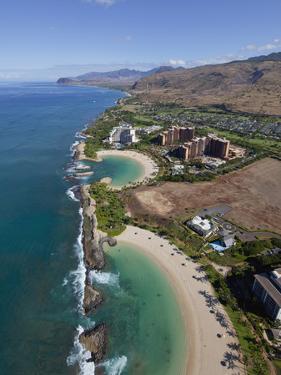 Koolina, Oahu, Hawaii, Usa by Douglas Peebles