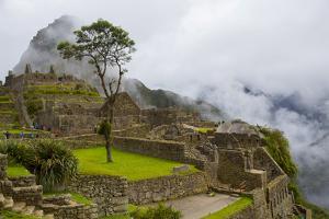 Machu Picchu, Cusco Region, Urubamba Province, Peru by Douglas Peebles