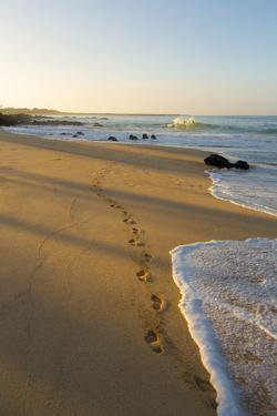 Makena Beach, Maui, Hawaii by Douglas Peebles