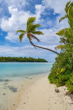 One Foot Island, Aitutaki, Cook Islands, South Pacific by Douglas Peebles