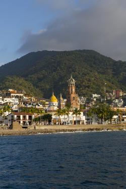 Puerto Vallarta, Jalisco, Mexico by Douglas Peebles