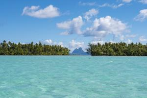 Taha'a, French Polynesia. by Douglas Peebles