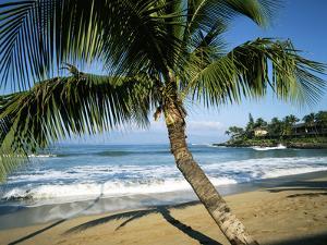 Usa, Hawaii Islands, Maui, View of Napili Bay by Douglas Peebles