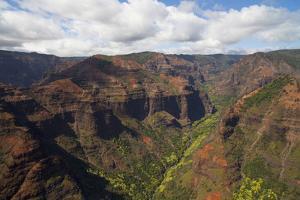 Waimea Canyon, Kauai, Hawaii, USA by Douglas Peebles
