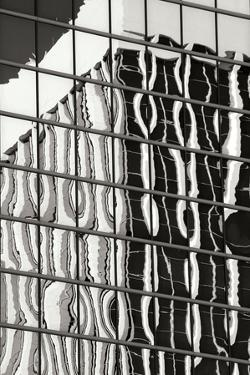 Architectural Glass BW by Douglas Taylor