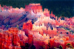 Bryce Canyon Sunrise I by Douglas Taylor