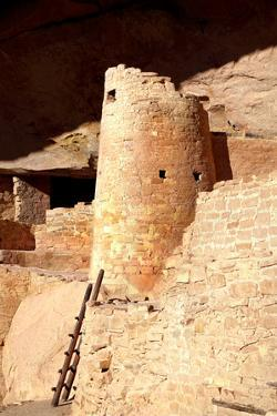 Cliff Palace Detail II by Douglas Taylor