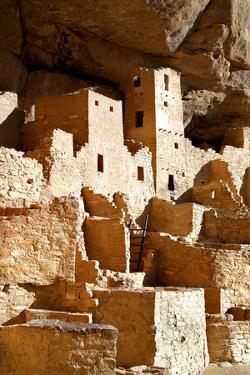Cliff Palace Detail IV by Douglas Taylor