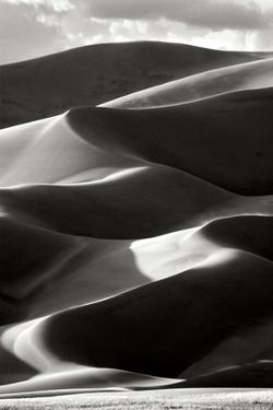 Great Sand Dunes IV BW by Douglas Taylor