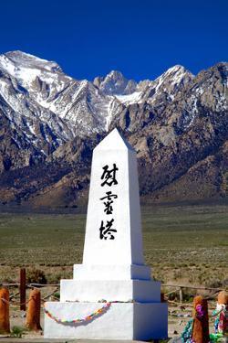 Manzanar Remembrance I by Douglas Taylor