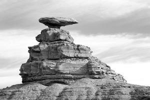 Mexican Hat BW by Douglas Taylor