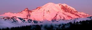 Mount Rainier at Dawn by Douglas Taylor