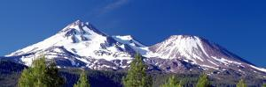 Mount Shasta Morning Vista I by Douglas Taylor