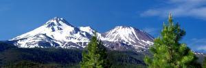 Mount Shasta Morning Vista II by Douglas Taylor