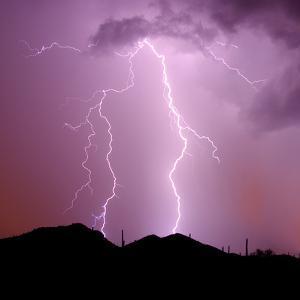 Summer Lightning I by Douglas Taylor