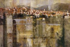 Tuscan Hillside by Douglas