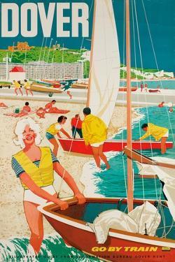 Dover, Poster Advertising British Railways, 1963