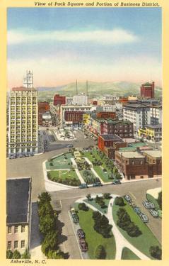 Downtown Asheville, North Carolina