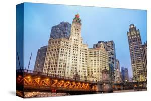 Downtown Chicago Michigan Ave.