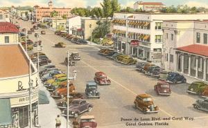 Downtown Coral Gables, Florida