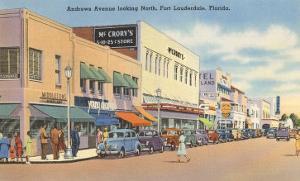 Downtown Ft. Lauderdale, Florida