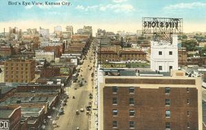 Downtown Kansas City, Missouri