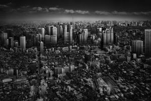 Shinjuku Sky Walk by Dr. Akira Takaue