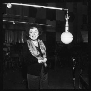 Edith Piaf Recording by DR