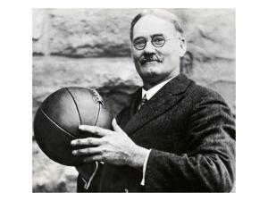 Dr. James Naismith, 1933