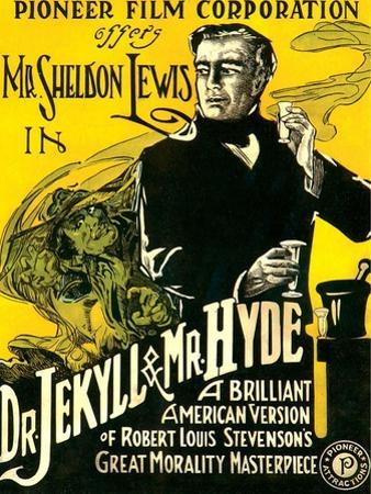 Dr. Jekyll & Mr. Hyde, Sheldon Lewis, 1920