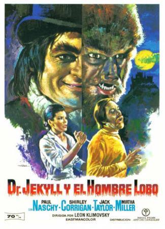 Dr. Jekyll y el Hombre Lobo - Spanish Style