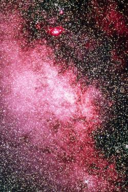 Milky Way Starfield by Dr. Juerg Alean