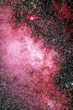 Milky Way Starfield