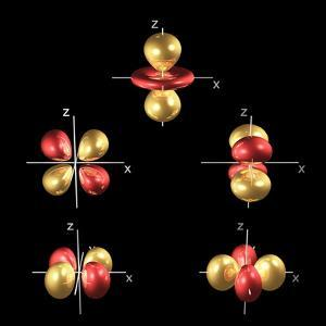 3d Electron Orbitals by Dr. Mark J.