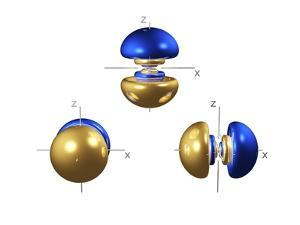 5p Electron Orbitals by Dr. Mark J.
