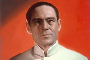 Dr NO, 1962 directed by TERENCE YOUNG Joseph Wiseman (photo)