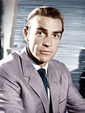 Dr No, Sean Connery, 1962