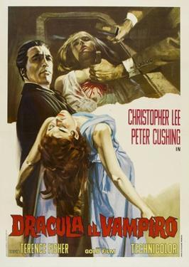 "Dracula 1958, 1958, ""Dracula"" Directed by Terence Fisher"