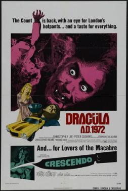 Dracula A.D., 1972